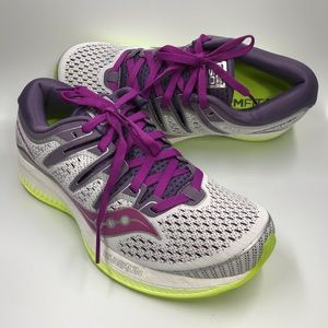 Saucony Triumph ISO 5 Womens 6.5 Med Running Shoes